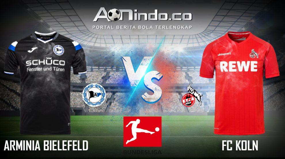 Prediksi Skor Arminia Bielefeld vs FC Koln