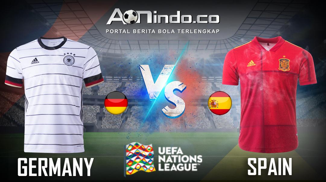 Prediksi Skor Jerman vs Spanyol