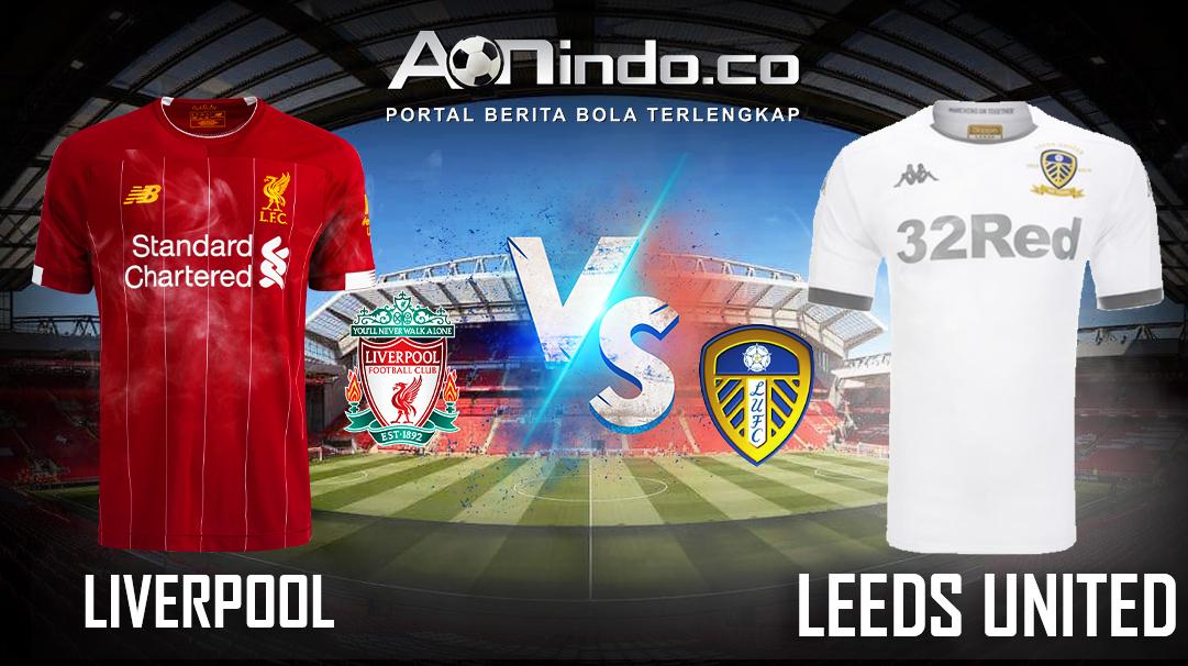 Prediksi Skor Liverpool vs Leeds United