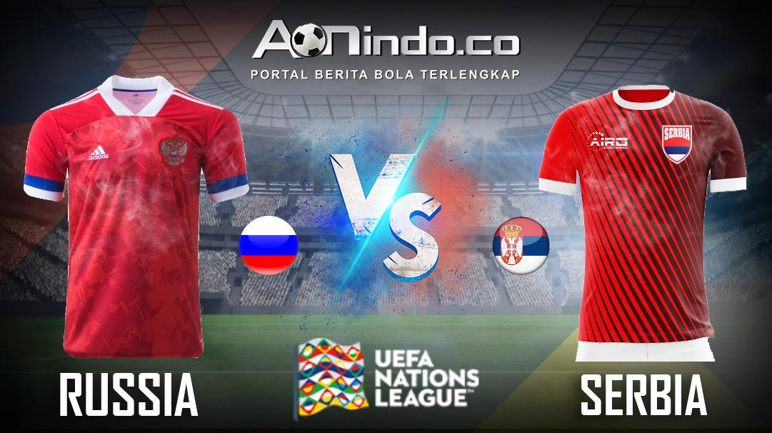 Prediksi Skor RUSIA vs SERBIA