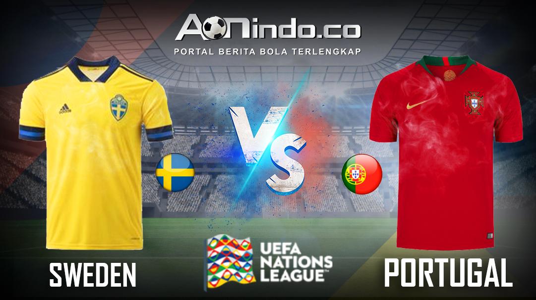Prediksi Skor Swedia vs Portugal