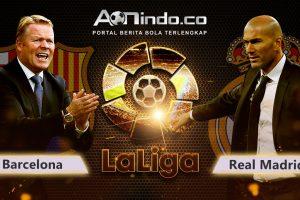 Prediksi Skor Barcelona Vs Real Madrid
