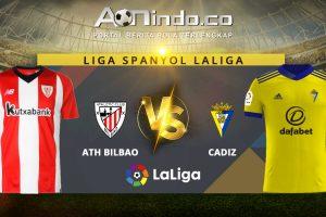 Prediksi Skor Athletic Bilbao Vs Cadiz