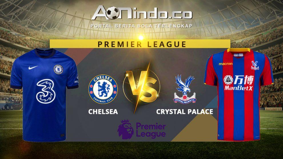 Prediksi Skor Chelsea vs Crystal Palace