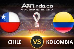 Prediksi Skor Chile vs Kolombia