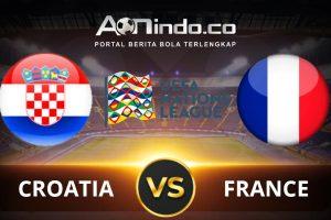 Prediksi Skor Kroasia vs Prancis