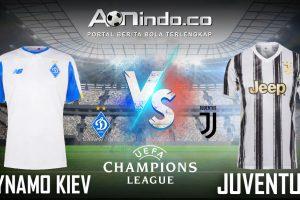 Prediksi Skor Dynamo Kiev vs Juventus
