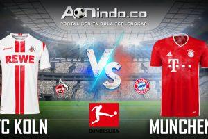 Prediksi Skor FC Koln vs Bayern Munchen