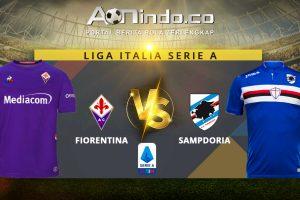 Prediksi Skor Fiorentina Vs Sampdoria
