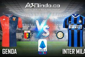 Prediksi Skor Genoa vs Inter Milan