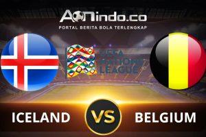 Prediksi Skor Islandia vs Belgia