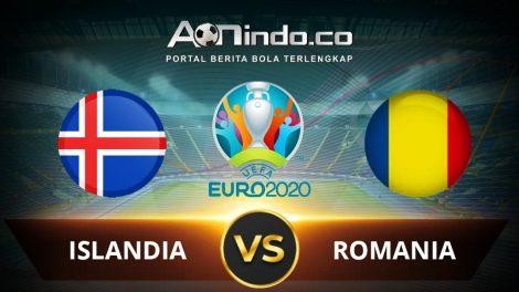 Prediksi Skor Islandia vs Romania