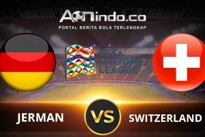 Prediksi Skor Jerman vs Swiss