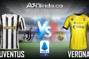 Prediksi Skor Juventus vs Verona