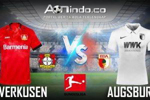 Prediksi Skor Bayer Leverkusen vs Augsburg