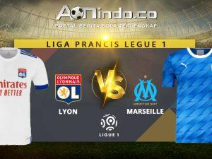 Prediksi Skor Lyon vs Marseille