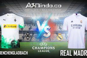 Prediksi Skor Borussia Monchengladbach vs Real Madrid