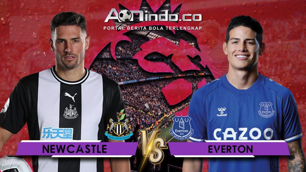 Prediksi Skor Newcastle vs Everton