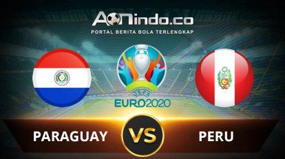 Prediksi Skor Paraguay vs Peru