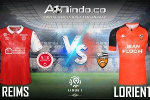 Prediksi Skor Reims vs Lorient