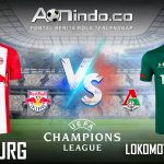 Prediksi Skor Salzburg vs Lokomotiv Moscow