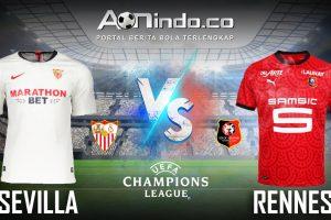 Prediksi Skor Sevilla vs Rennes