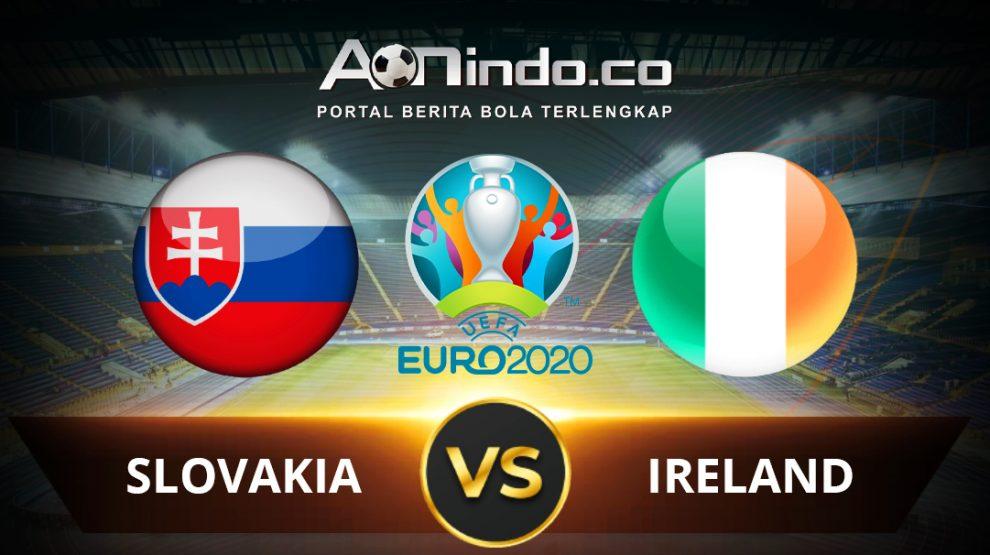 Prediksi Skor Slovakia Vs Republik Irlandia