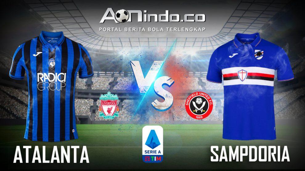 Prediksi Skor Atalanta vs Sampdoria