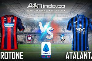 Prediksi Skor Crotone vs Atalanta