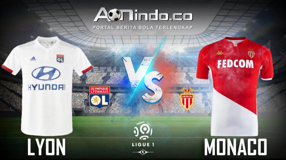 Prediksi Skor Lyon vs Monaco