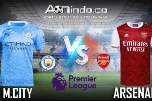 Prediksi Skor Manchester City vs Arsenal