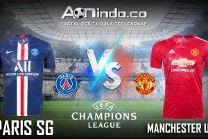 Prediksi Skor PSG vs Manchester United