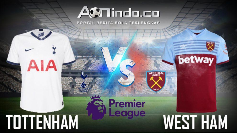 Prediksi Skor Tottenham vs West Ham
