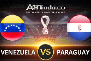 Prediksi Skor Venezuela Vs Paraguay