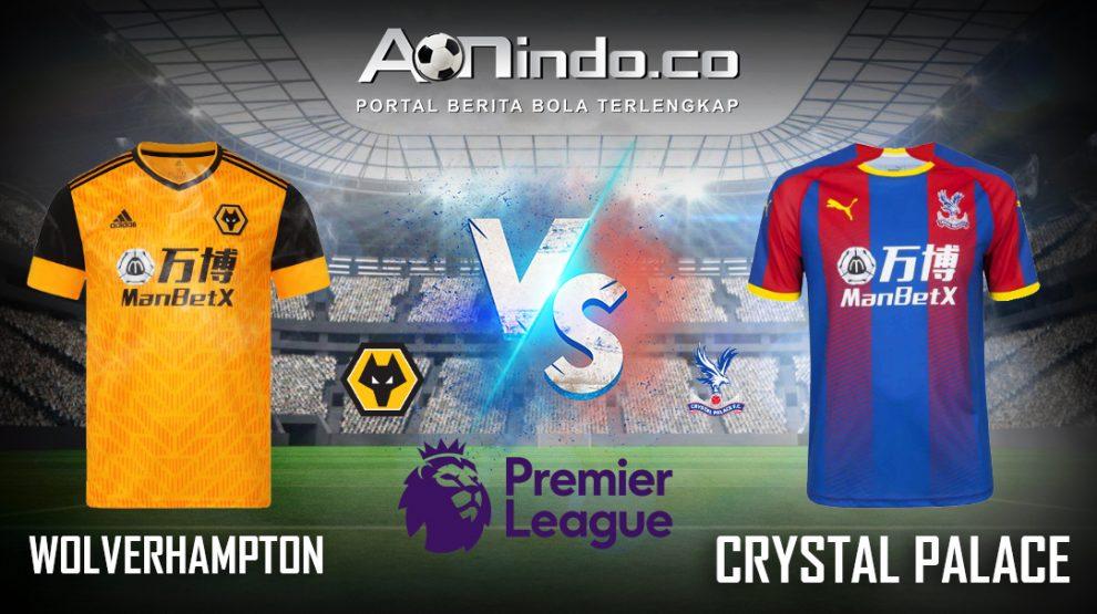 Prediksi Skor Wolverhampton vs Crystal Palace