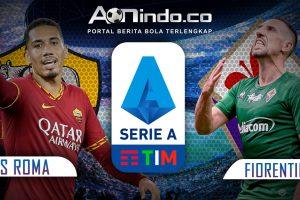 Prediksi Skor AS Roma vs Fiorentina