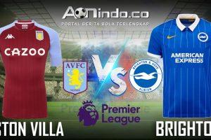 Prediksi Skor Aston Villa vs Brighton