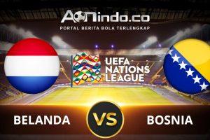 Prediksi Skor Belanda vs Bosnia & Herzegovina
