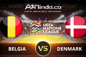 Prediksi Skor Belgia vs Denmark