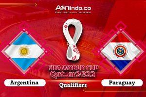 Prediksi Skor Argentina Vs Paraguay World Cup