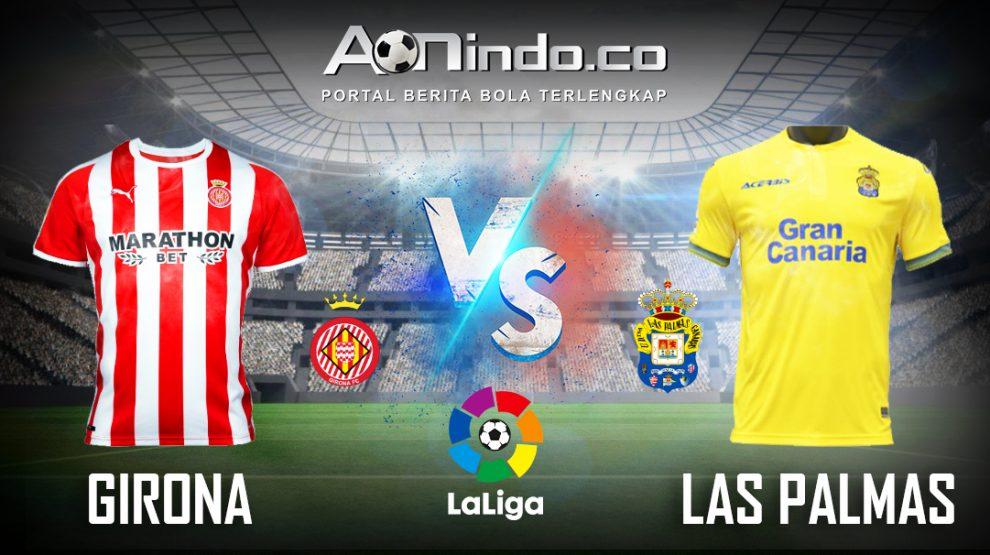 Prediksi Skor Girona vs Las Palmas
