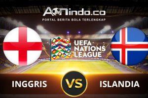 Prediksi Skor Inggris vs Islandia