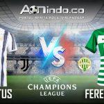 Prediksi Skor Juventus vs Ferencvaros