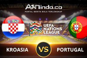 Prediksi Skor Kroasia vs Portugal