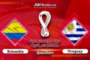 Prediksi Skor Colombia VS Uruguay