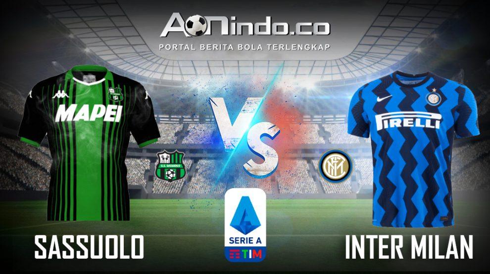 Prediksi Skor Sassuolo vs Inter