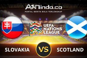 Prediksi Skor Slovakia Vs Scotland