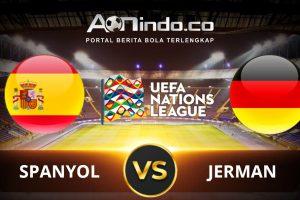 Prediksi Skor Spanyol vs Jerman