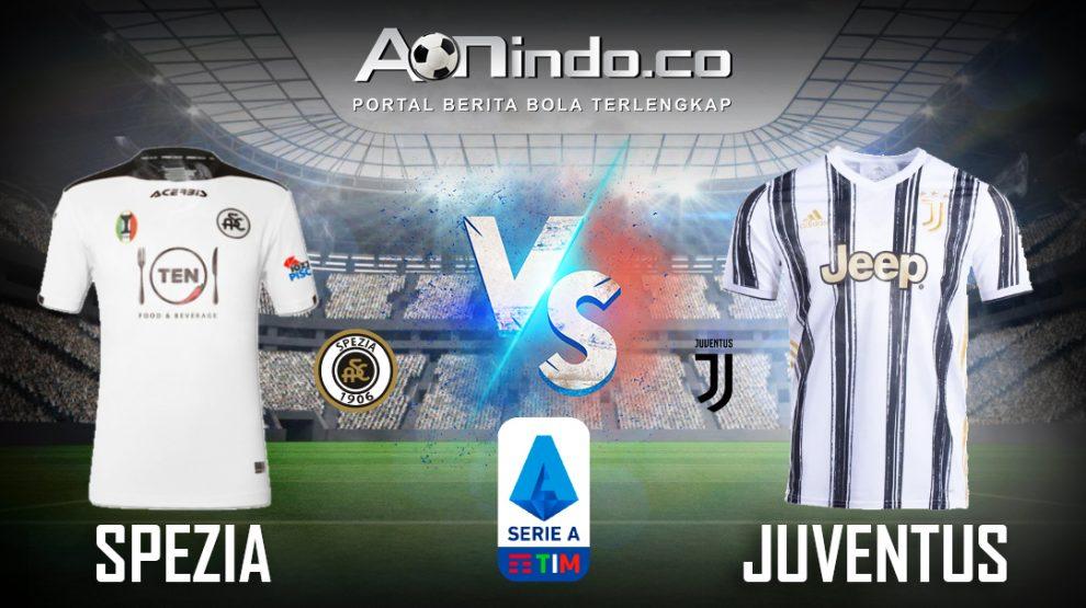 Prediksi Skor Spezia vs Juventus