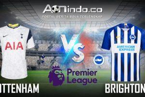 Prediksi Skor Tottenham vs Brighton